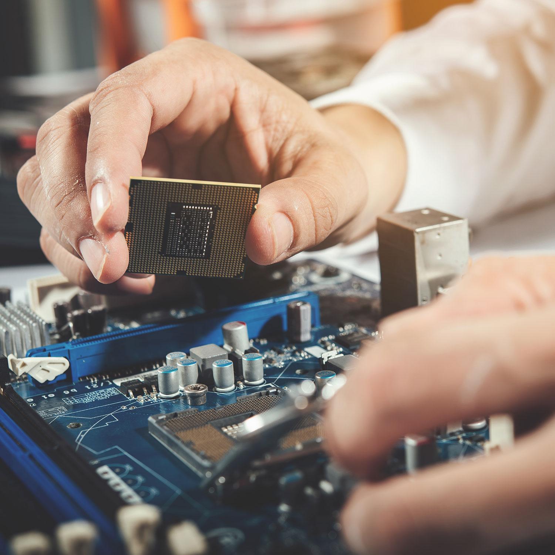Hi-Tech, Telecom, and Semi-Conductor